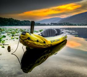 Paddle-kayak-canoe - Meilleur canoe gonflable
